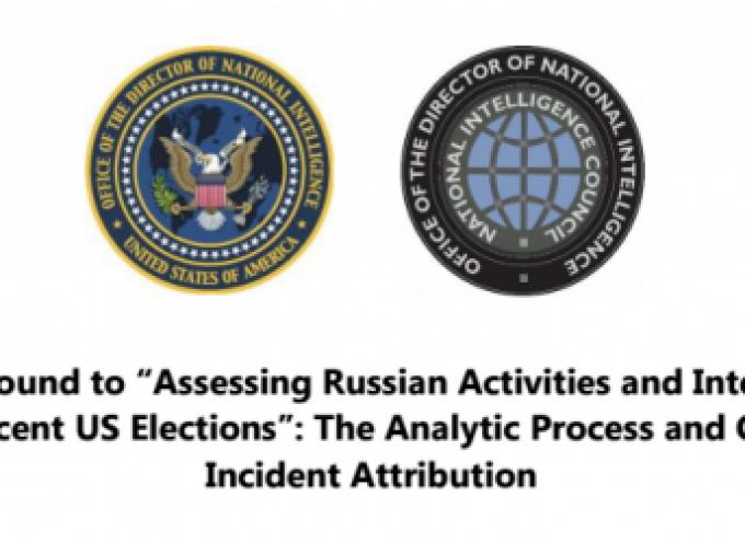 Il vero significato del rapporto dell'ODNI sull'interferenza elettorale russa