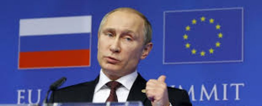 Putin e l'Europa