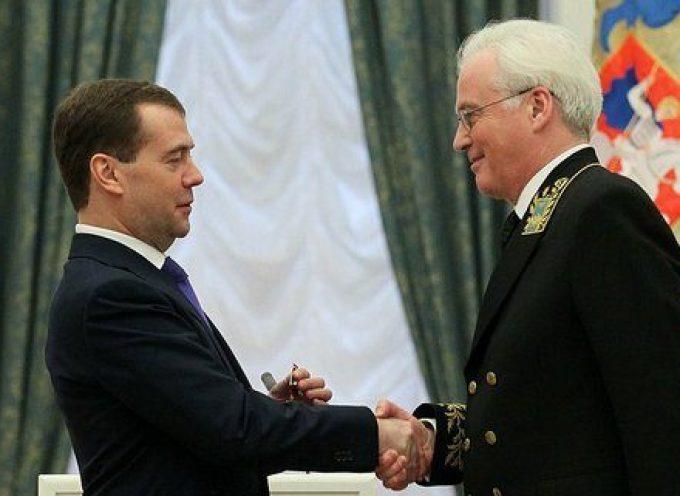 Vitalij Čurkin, ambasciatore della Russia alle Nazioni Unite, muore improvvisamente
