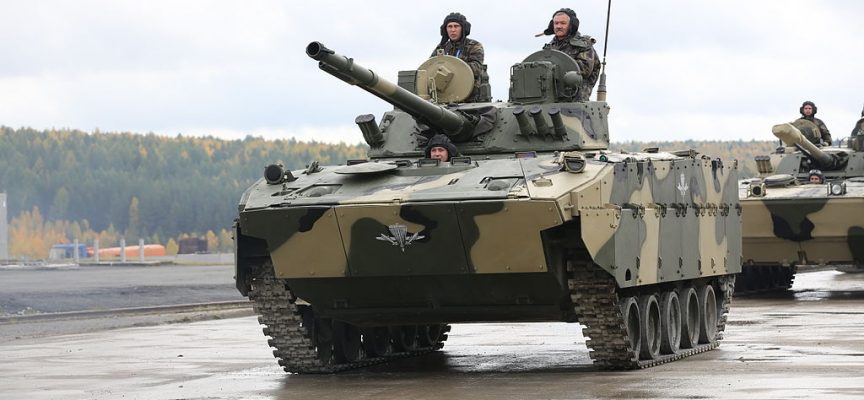 L'esperienza in Siria stimola un grande progresso nella modernizzazione delle forze armate russe