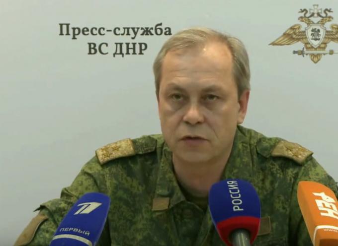 Media briefing di Eduard Basurin, 5 febbraio 2017