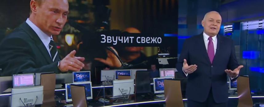 La profezia di Putin si avvera