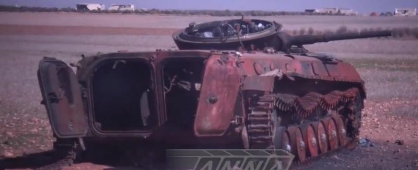 Al Bab – L'esercito siriano avanza verso nord est