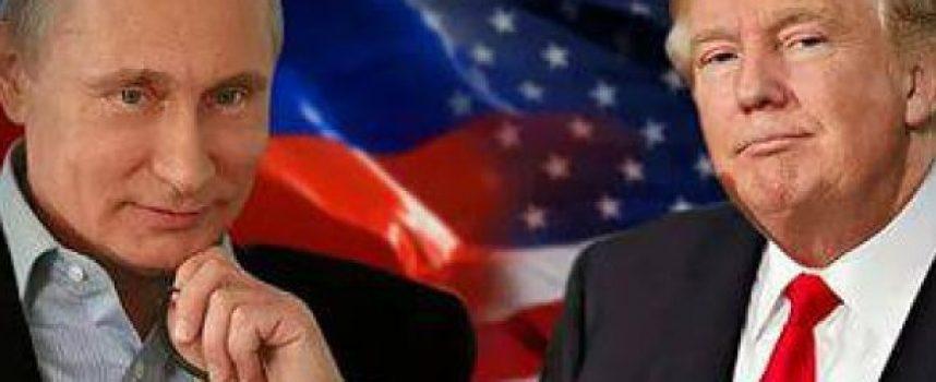 Una settimana interessante per Vladimir Putin e Donald Trump