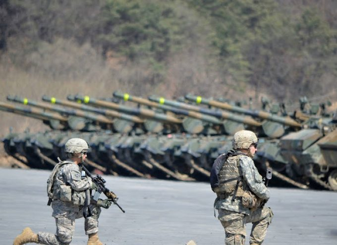 La presenza USA in Corea porta all'instabilità