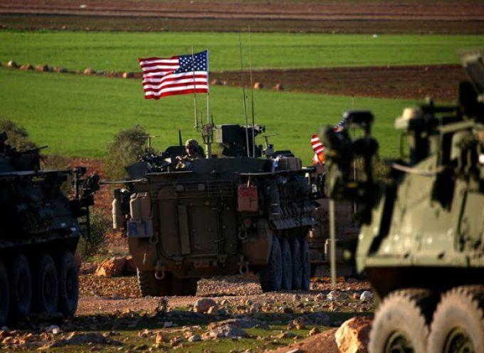 Gli Stati Uniti espandono la loro invasione in Siria