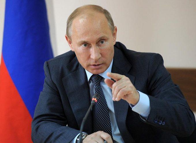 """Putin distrugge l'approccio americano verso la Corea del Nord e la diplomazia con la Russia – e mette in guardia da una """"catastrofe planetaria"""""""