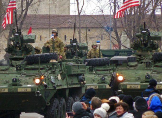 """Come gli Stati Baltici si proteggono da qualche """"pericolo imminente"""""""