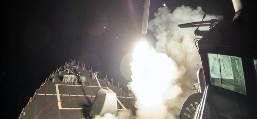I missili americani colpiscono le forze siriane che combattono Al Qaeda