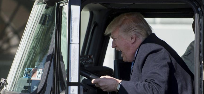 Trump: solo un'altra testa dell'Idra americana