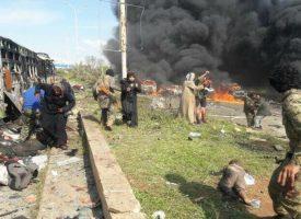 La strage degli innocenti alla vigilia di Pasqua