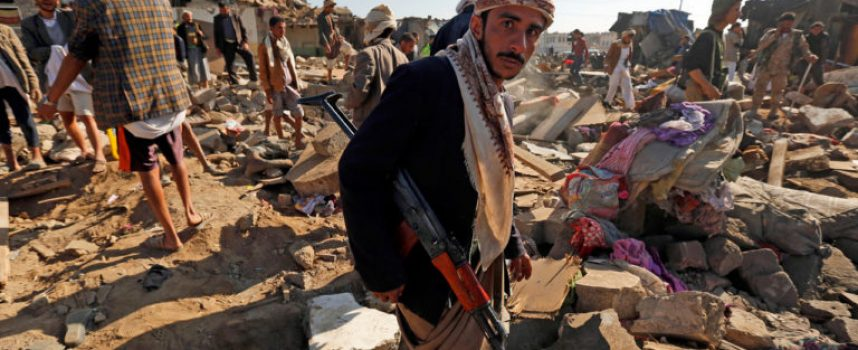 La lancia del genocidio – Bruxelles converge con Khartoum sui rifugiati, e con Abu Dhabi sugli Huthi