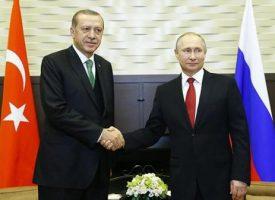 La Russia ristabilisce la fiducia reciproca con la Turchia