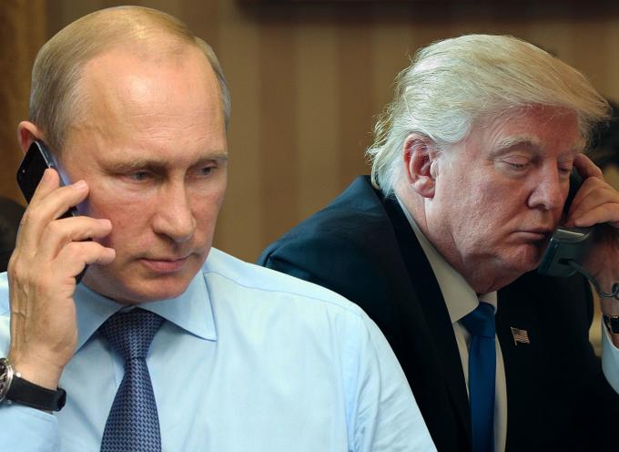 Gli scambi diplomatici suggeriscono un accordo tra Trump e Putin sulla Siria