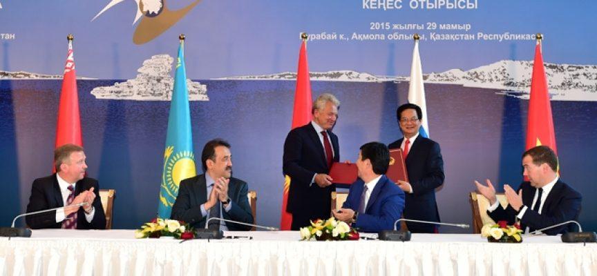 Unione Economica Euroasiatica: un nuovo passo verso l'integrazione euroasiatica