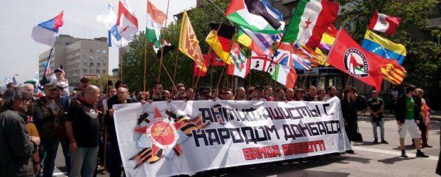 Banda Bassotti: la carovana antifascista del Donbass