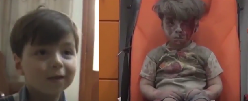 La famiglia di Omran rompe il silenzio; sono sostenitori del governo siriano