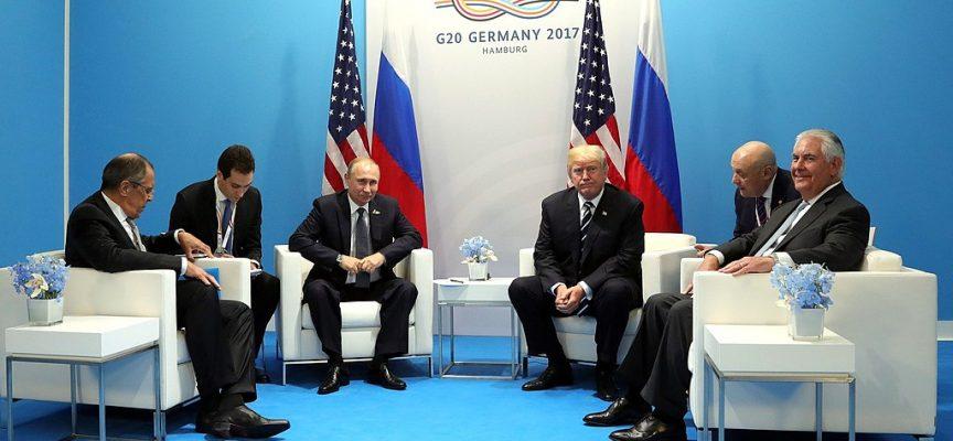 Il primo incontro fra Putin e Trump produce… qualcosa di molto simile al nulla