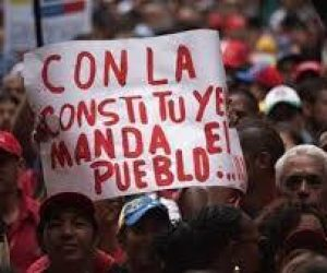 Venezuela, i Lavoratori respingono lo Sciopero indetto dall'Opposizione
