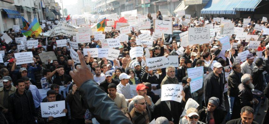 Il Marocco vedrà un'altra Primavera araba?
