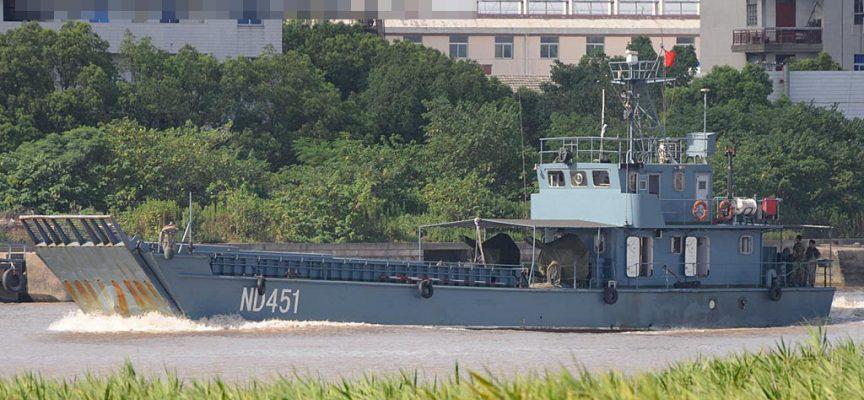 Una contro ottocento: la prima base navale all'estero della Cina