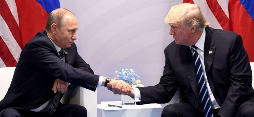 Trump e Putin contro lo Stato Profondo