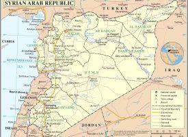 Situazione operativa sui fronti siriani del 6-8-2017