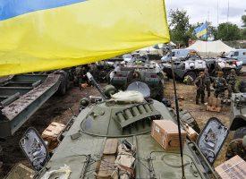 Denaro insanguinato: il bilancio del 2018 dell'Ucraina fa presagire la guerra