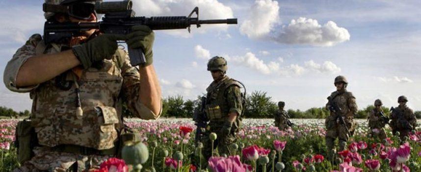 L'Afghanistan e la Ratline dell'eroina della CIA