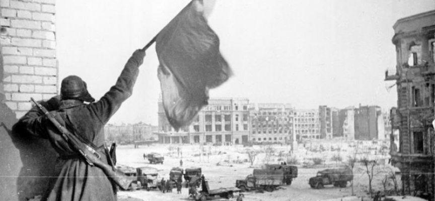 Gli storici cercano ancora di capire com'è riuscita a resistere Stalingrado