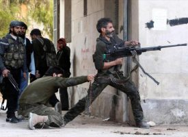 Siria – il comando centrale americano dichiara guerra alla Russia