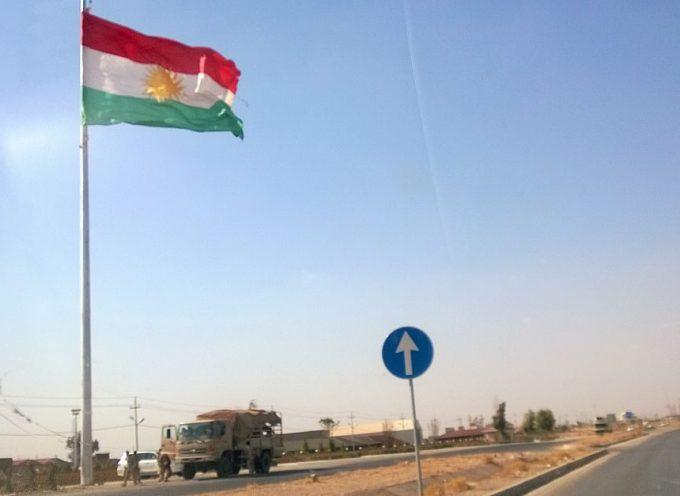 """Per grazia di Israele – il clan Barzani e l'""""indipendenza"""" curda"""