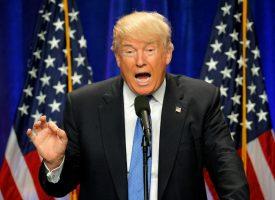 Trump diventa un chierichetto dei sionisti in piena regola