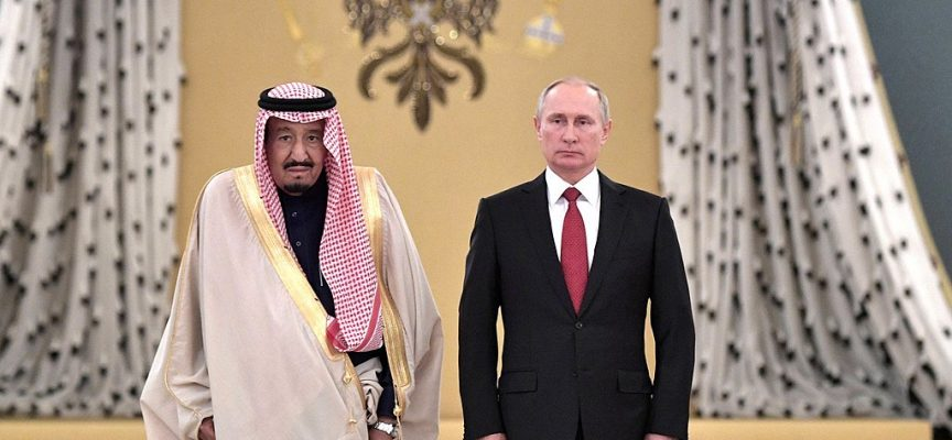 La Dinastia Saudita si inchina a Putin