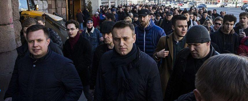 Navalny contro Putin – È una barzelletta?