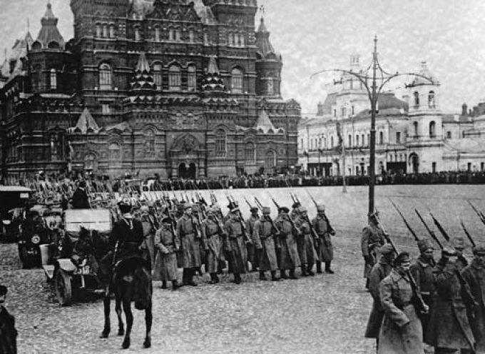 Rivisitando la Rivoluzione d'Ottobre del 1917