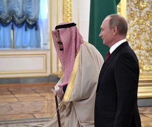 Cosa spinge il re saudita a visitare la Russia?