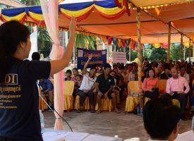 La Cambogia scopre ed espelle una rete di interessi americana