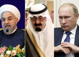 La Russia è disponibile alla mediazione di un accordo di pace tra Iran ed Arabia Saudita