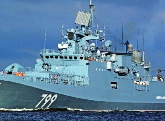 """La flotta russa PARTE 1: verso una marina """"fregata-centrica"""""""