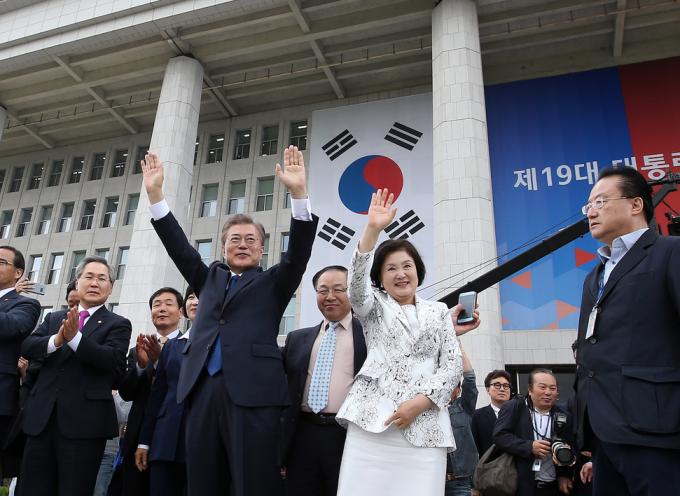 La Corea del Sud si sposta verso la Cina