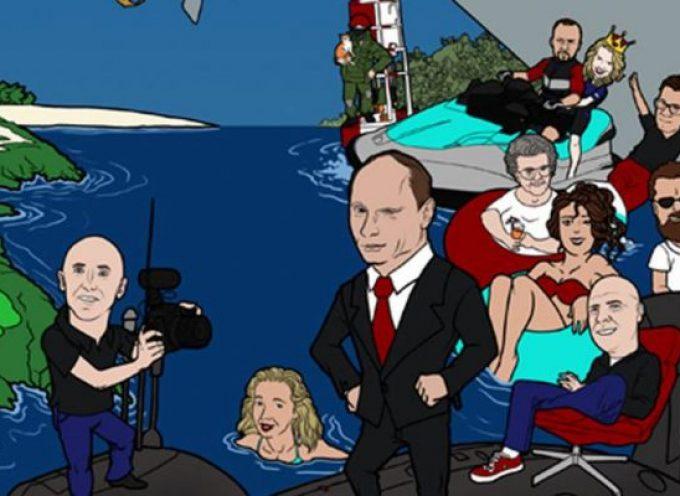 Brano scelto: come sono diventato un troll del Cremlino, scritto dal Saker