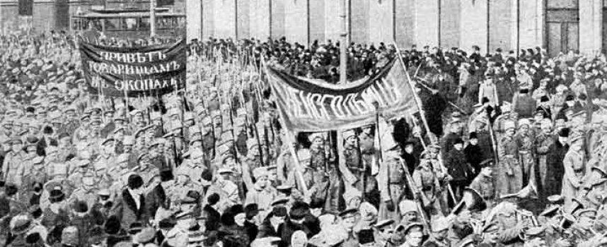 Messaggio alla comunità del Saker sulla Grande Rivoluzione Socialista d'Ottobre
