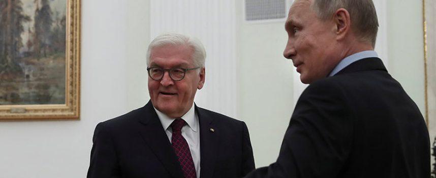 Il riavvicinamento Germania-Russia è opportuno… e cruciale