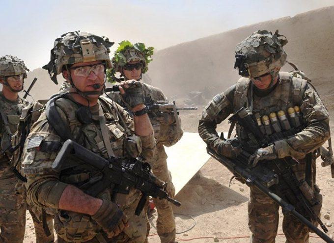 La dipendenza dalla guerra degli Stati Uniti