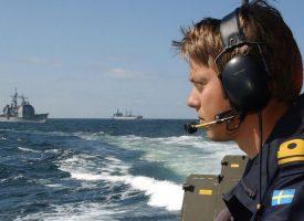 Svezia, sottomarini e propaganda