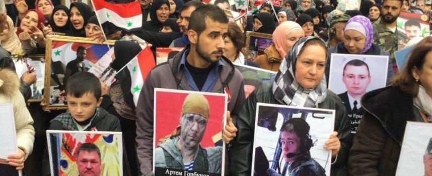 L'Uomo dell'anno 2018 per il Saker: tutti quelli che hanno dato la loro vita per la Siria