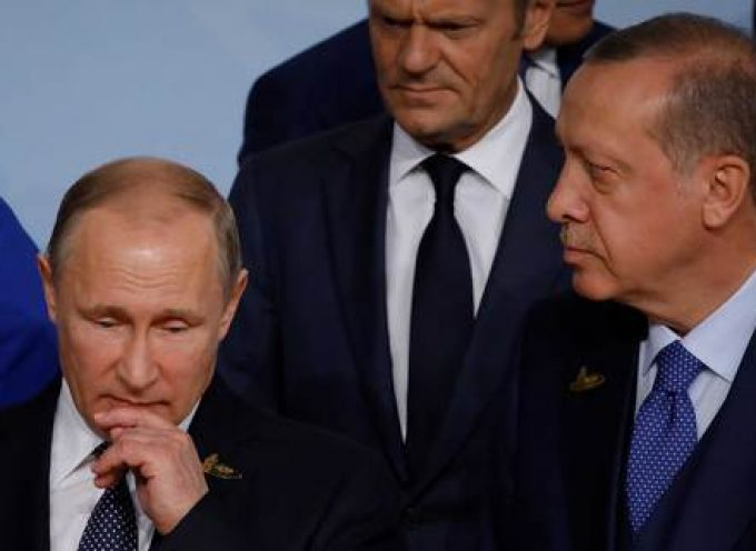 La Russia ha le chiavi per una soluzione negoziata in Siria, ma in Iran sono preoccupati
