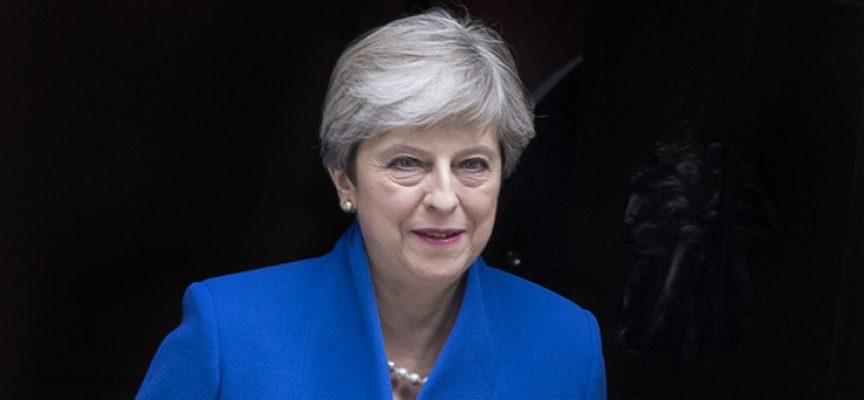 Il premier britannico difende l'ordine mondiale liberale