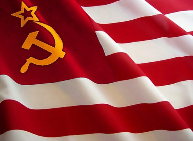 La paura del mondo anglofono di chiamare 'comunismo' il comunismo